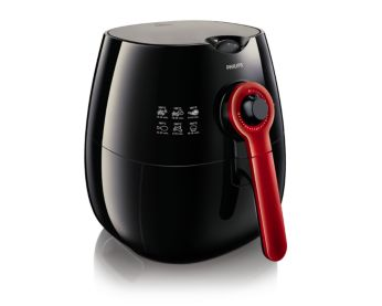 Low fat fryer Airfryer Rapid Air technology