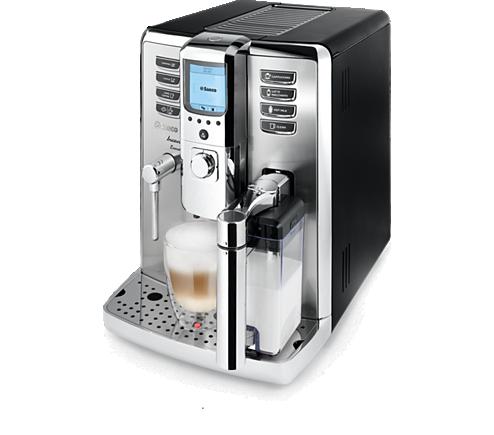 incanto kaffeevollautomat hd9712 01 saeco. Black Bedroom Furniture Sets. Home Design Ideas