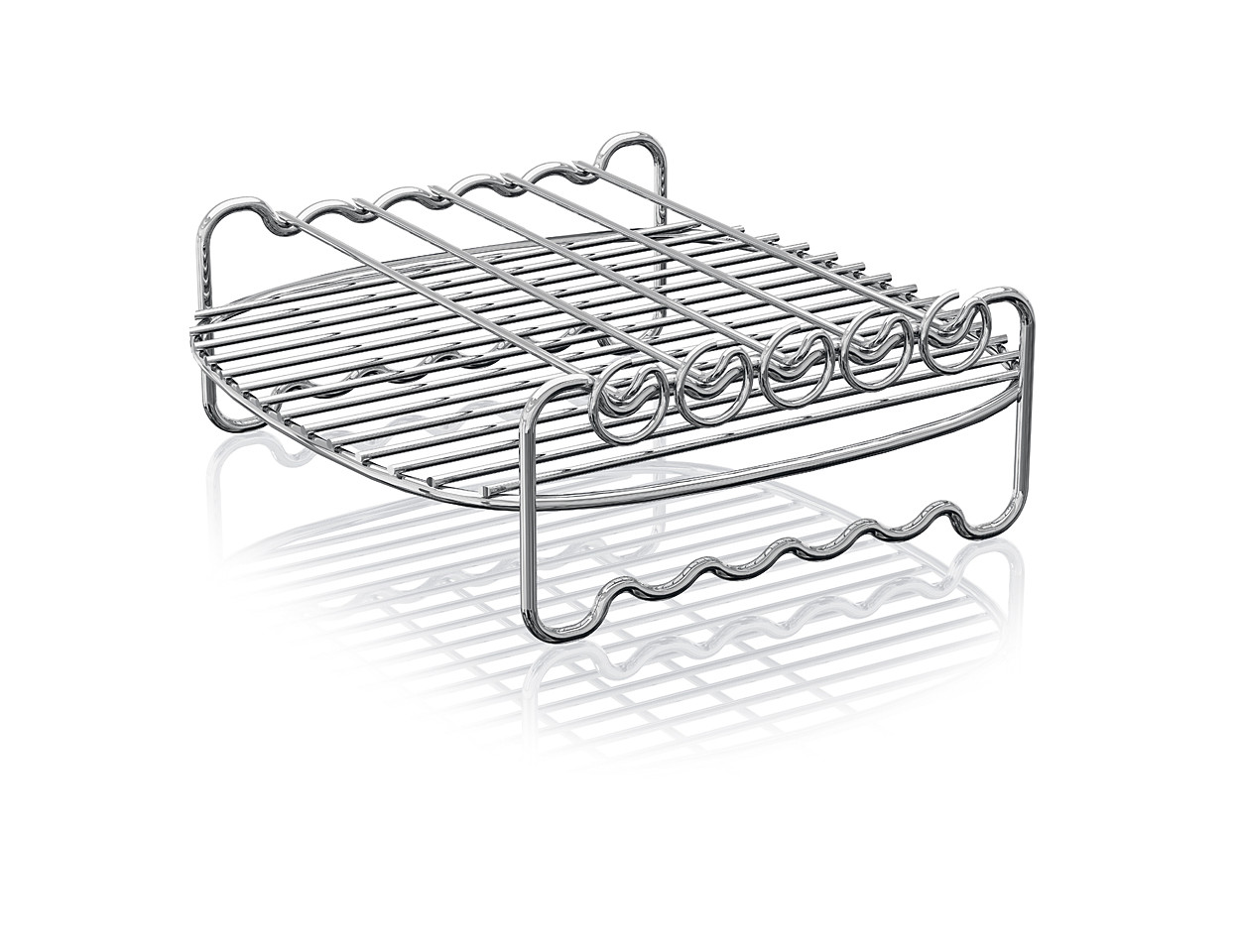 Buy the Philips Avance Collection Double Layer Rack with