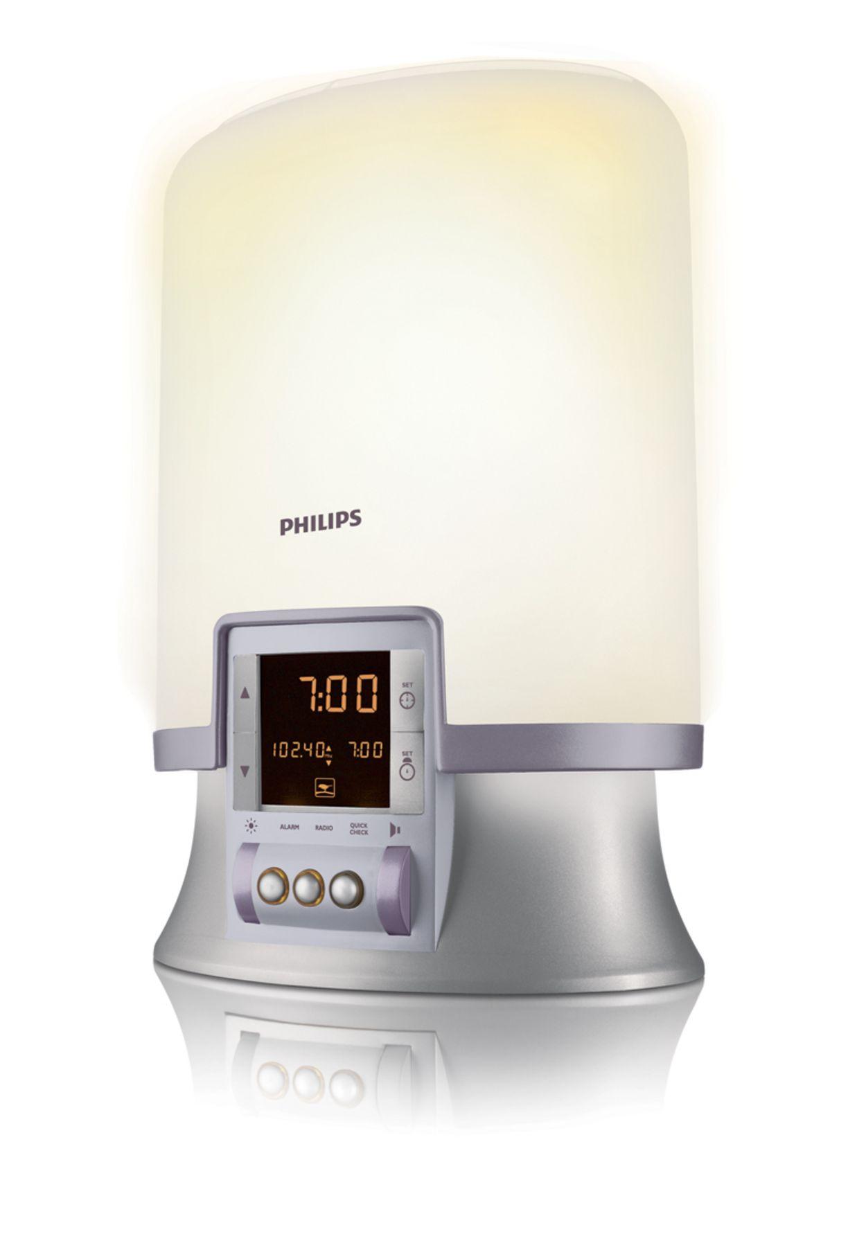 Wake Up Light Hf3463 01 Philips