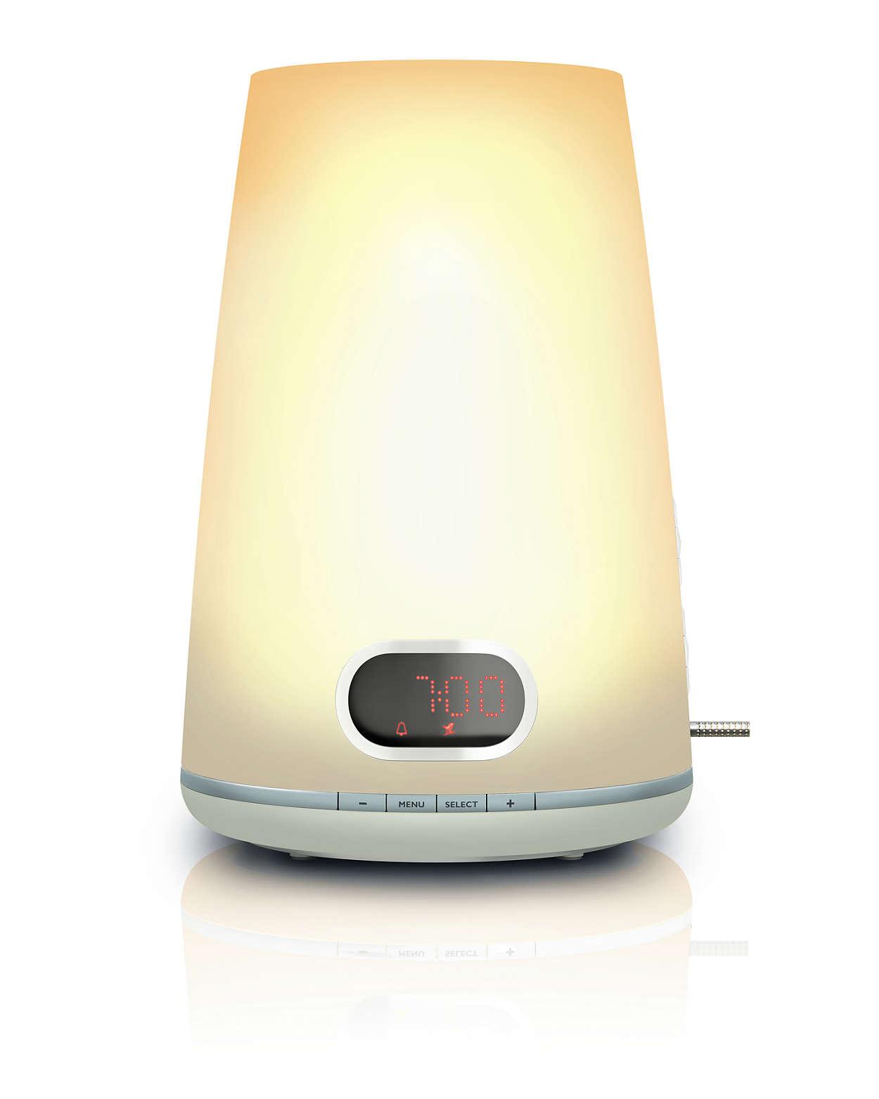 Wake Up Light Hf3471 60 Philips