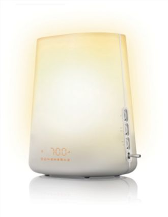 Philips  Wake-up Light valkoinen HF3475/01