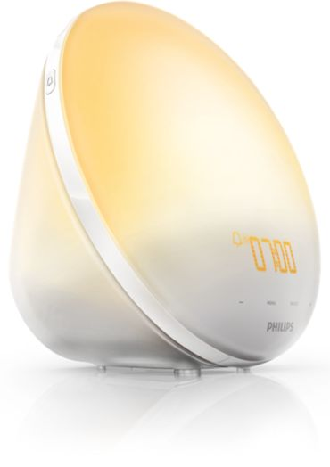 Sunrise Simulation Wake-up Light