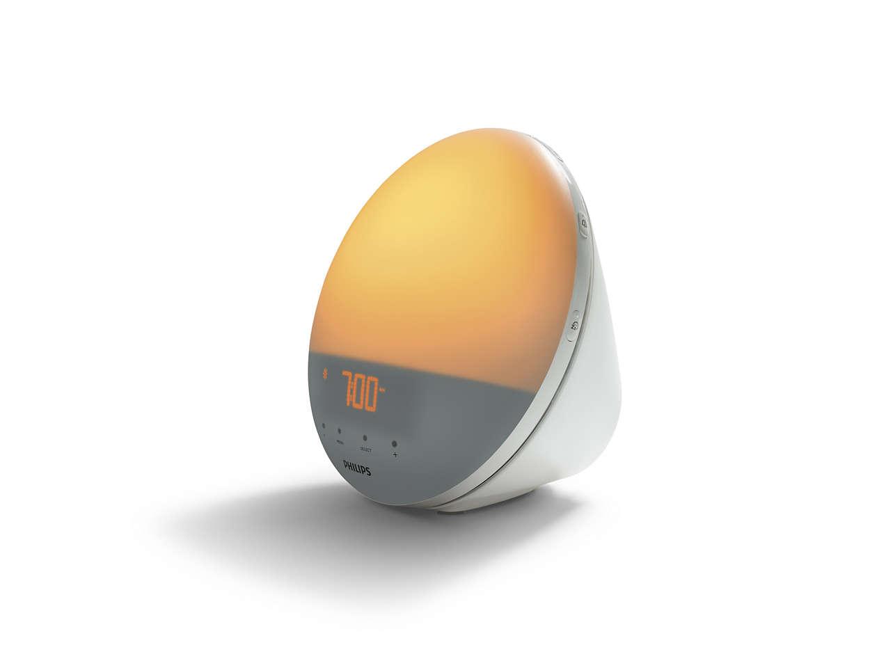 Wake Up Light Hf3520 60 Philips