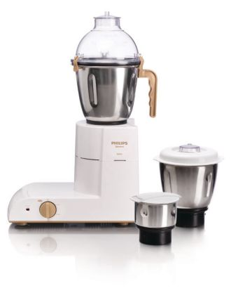 Philips  Mixer Grinder 3 jar 550W HL1618/02