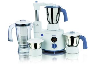 Philips  Mixer Grinder 3 jar 750W HR1651