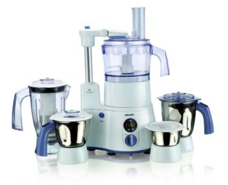 Philips  Food processor 5 jar 750W HL1659
