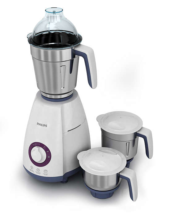 Mixer Grinder of Fastest & finest mixing grinding