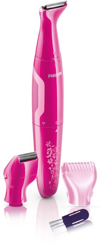 Philips  Bikini trimmer BikiniGenie HP6382/20
