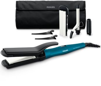 6 styling attachments Multi-Styler