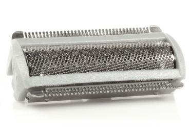 Tête de rasage avec grille