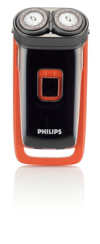 Philips  Electric shaver Red/black edition HQ803