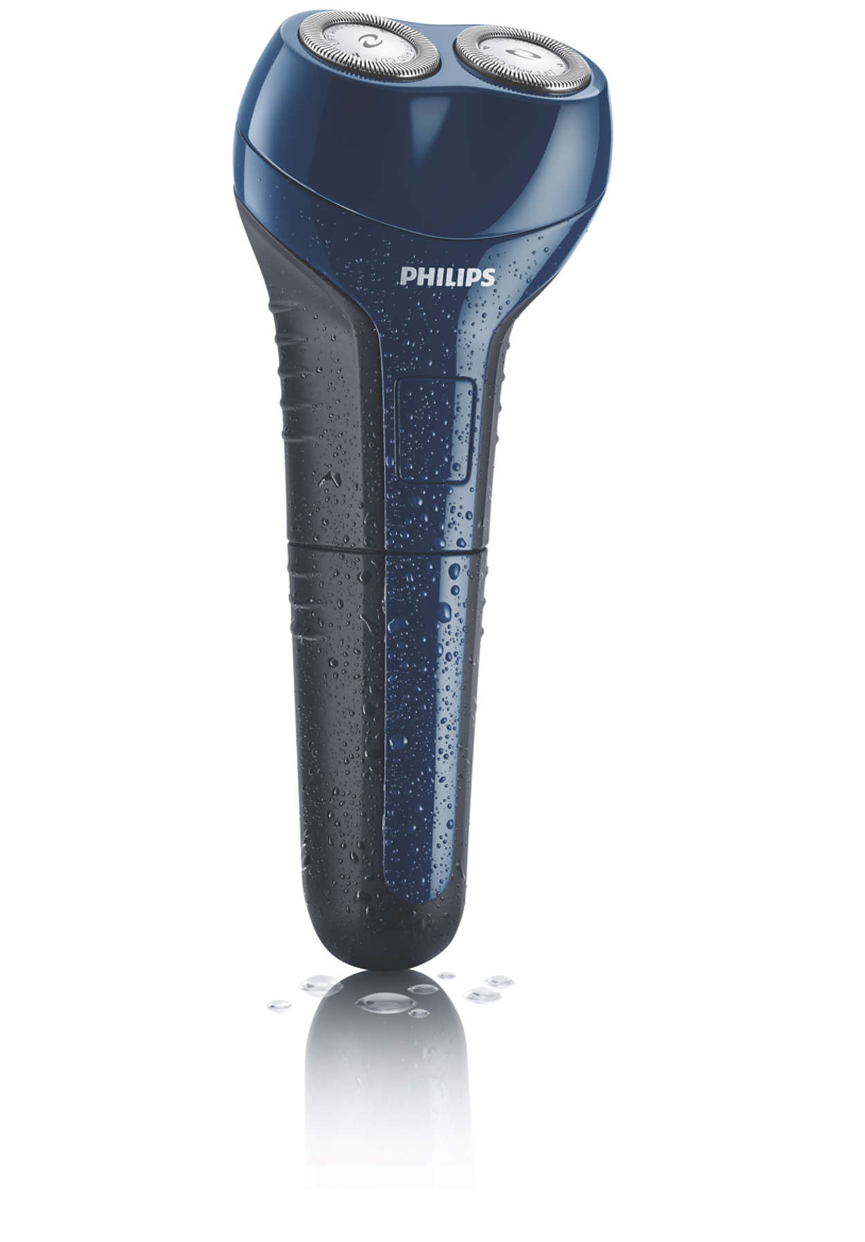 philips electric shaver how to clean