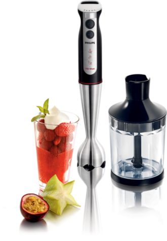 Philips  Stavblender 700 W, metalstav HR1371/90