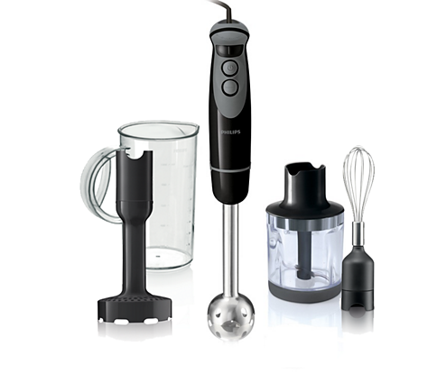 how to open philips hand blender