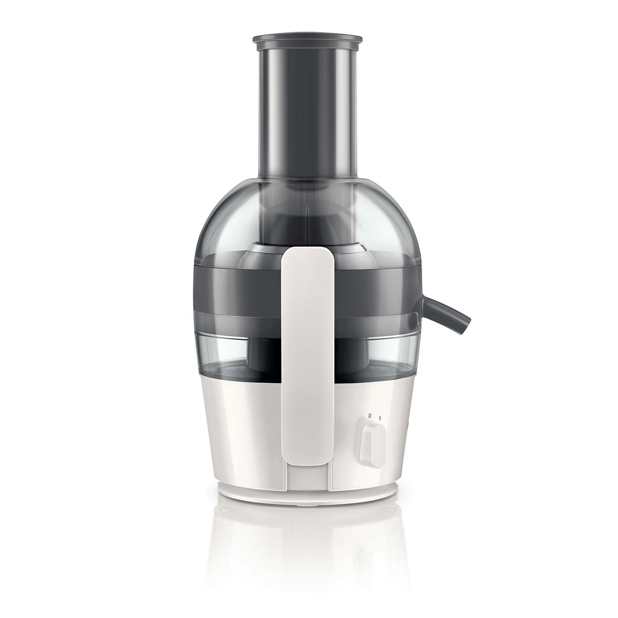 Viva Collection Slow Juicer Review : viva Collection Juicer HR1855/31 Philips