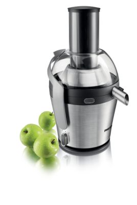Philips Avance Collection Juicer HR1871/00 800 W QuickClean 2.5 l, XXL tube Drip stop
