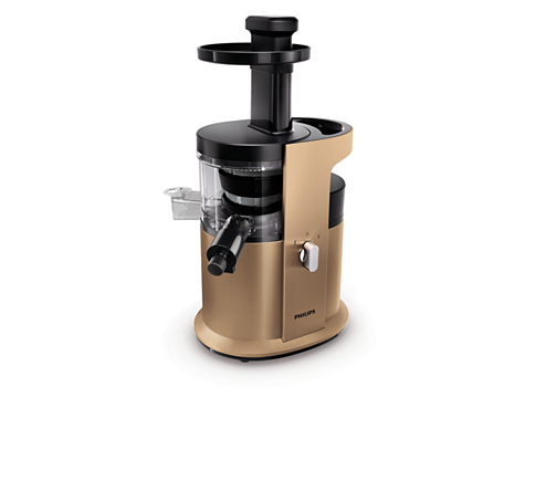 Philips Avance Collection Slowjuicer Test : Avance Collection Slow Juicer con funzione sorbetto HR1883/31 Philips
