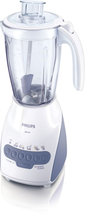 Philips  Licuadora 600 W HR2044/00