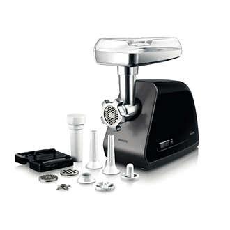 اجهزة تحضير طعام Philips Avance فرمات لحم معدات الطبخ اجهزة تحضيرالآكل خلاطات