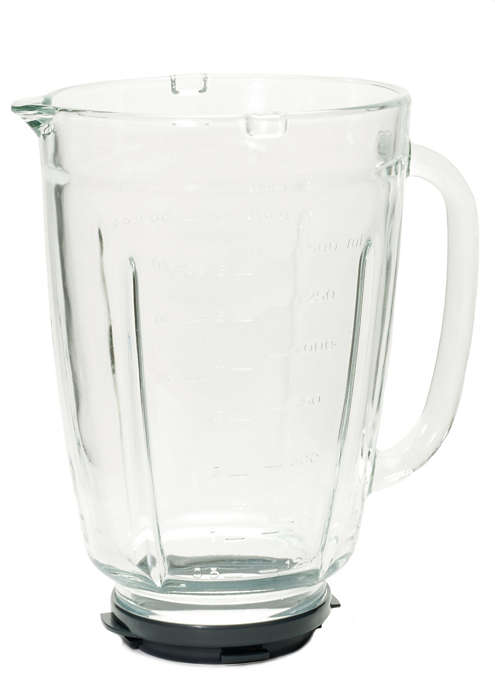 Glass beaker for your blender