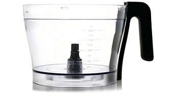 Bol pour robot de cuisine hr3916 01 philips - Robot a soupe philips ...