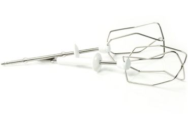 Pair Wire beaters for hand mixer