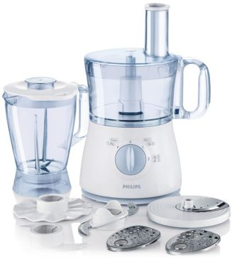 Philips  Food processor 500 W HR7625/70