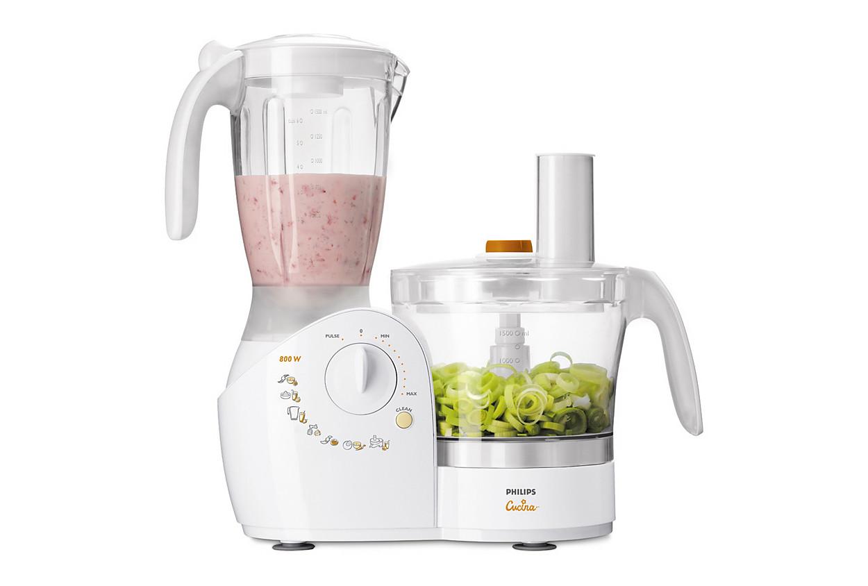 Keukenmachine hr7745 80 philips - Robot de cocina philips ...