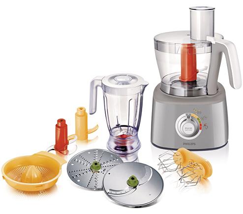Robot de cuisine hr7772 50 philips for Philips robot de cuisine