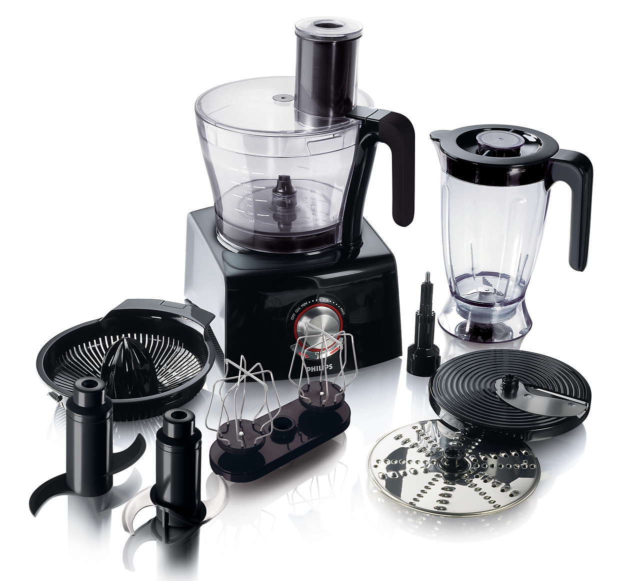 Philips Food Processor ~ Pure essentials collection food processor hr philips