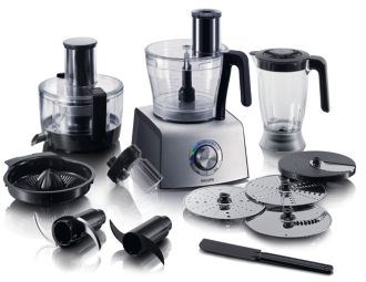 Philips  Food processor 1000 W HR7775