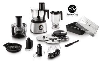 Philips  Food processor 1000 W HR7778/03