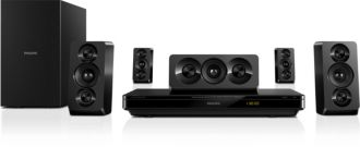 Philips  5.1 Home theater 3D Blu-ray HTB3510/94