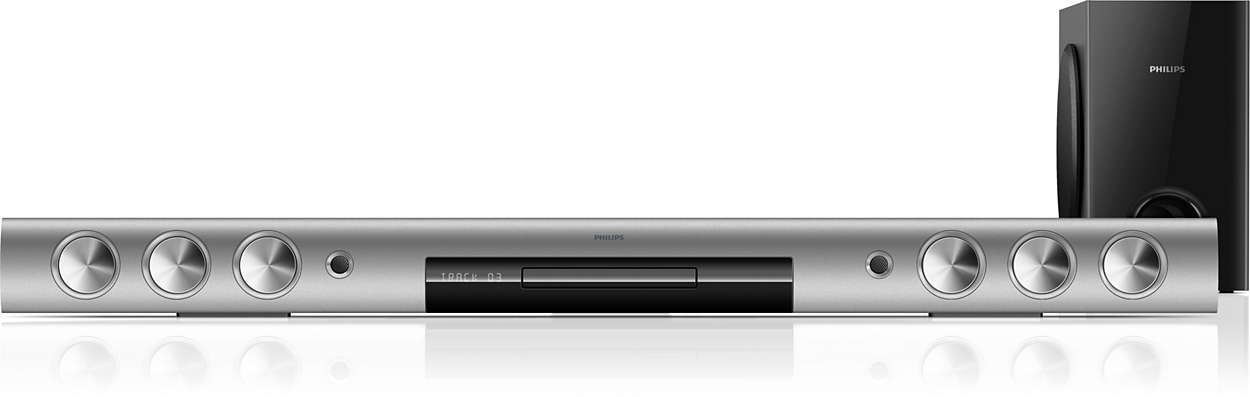 Blu Ray Soundbar Home Entertainment System Htb5150d 12