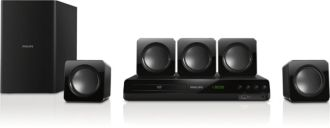 Philips  Sistema de Home Theater 5.1 DVD HTD3510X/78