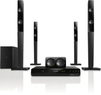 Philips  5.1 Home theater DVD HTD3570/98