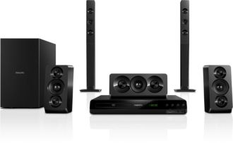 Philips  5.1 Home theater DVD HTD5540/94