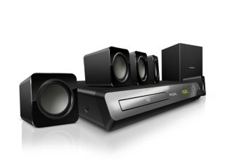 Philips  5.1 Home theater  HTS2512/94