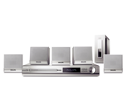 dvd home theatre system hts3000 12 philips. Black Bedroom Furniture Sets. Home Design Ideas