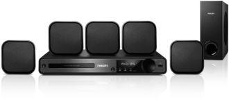 Philips  Home Theater 5.1 300 W RMS de potencia HTS3181/55