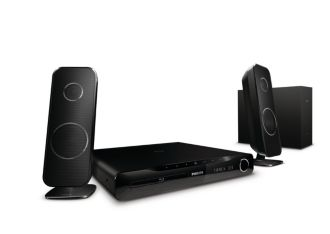 Philips  2.1 home cinema Crystal Clear-geluid HTS3260/12