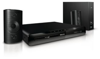 Philips  2.1 home cinema  HTS3261/12