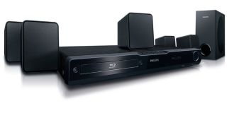 Philips  Blu-ray home theater system  HTS3306/F7