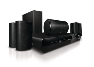 Philips  Home Theater 5.1 HDMI 1080p HTS3520/55