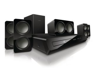 Philips  5.1 Home theater  HTS3531/F7