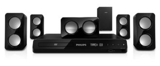 Philips  Home theater  HTS3532BL/94