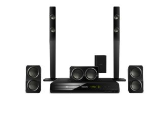 Philips  5.1 home cinema  HTS3538/12