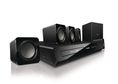 5 1 Home Theater Hts3541 F7 Philips