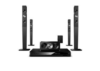 Philips  Sistema de Home Theater 5.1 DoubleBASS HTS5553/78